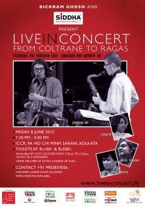 Coltrane-Poster
