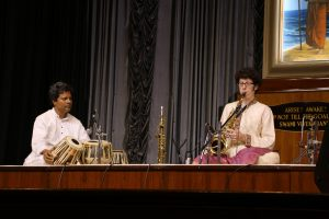 Big Stage Premiere of Solo Hindustani Saxophone in Kolkata