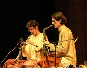 Saxophone Brothers TEDx: KIIT University, Bhubaneswar, India