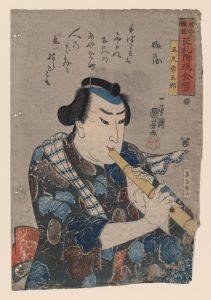 utagawa_kuniyoshi_flute_player